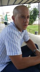 """Luis """"Tingui"""" Vargas representó a Puerto Rico en más de una veintena de países durante su carrera de 24 años.  Tomada por: Ramón Santiago"""