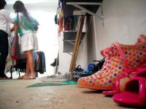 Electroshock cuenta con una grande varieda de ropa.