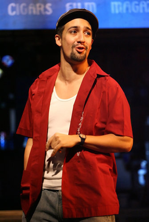 "Lin Manuel Miranda, ganador del premio Tony por el musical ""In the heights"". (Tomado de uptowncollective.com)"