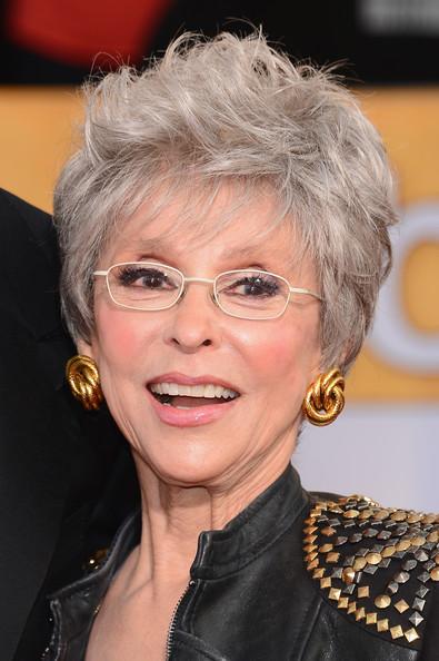 """Rita Moreno, galardonada con un Tony como mejor actriz por su interpretación en """"The Ritz"""". (Tomado de zimbio.com)"""