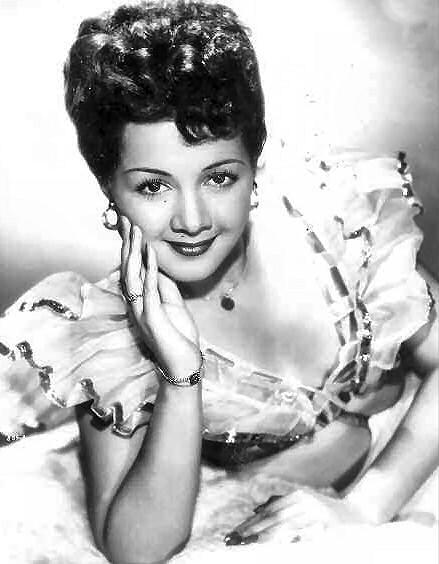 "Olga San Juan, participó en el musical ""Paint Your Wagon"" en 1951. (Tomado de news.allaboutjazz.com)"