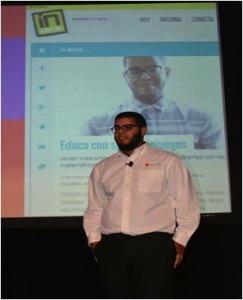 El desarrollador puertorriqueño, Julio A. Santiago, presentará próximamente su nueva propuesta de videojuegos para el 2015. Foto suministrada / Por: Julio A. Santiago
