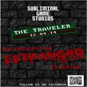 """La portada del videojuego """"Estranged"""", es la última creación del joven desarrollador boricua, Julio A. Santiago. Foto suministrada / por: Julio A. Santiago"""
