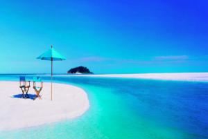 Paisaje en la playa Varadero en Cuba, una de las mejores 25 playas del mundo según tripadvisor (tomada de conocecuba.co)