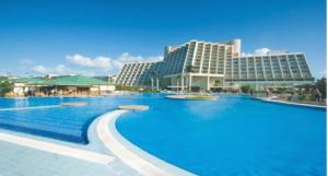 Blau Hotel en Varadero, Cuba. Varadero es muy similar a Punta Cana ya que cuenta con gran variedad de hoteles en una misma costa (tomada de Holidaycheck.com)