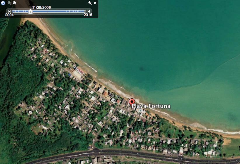 Mapa satelital del 2006
